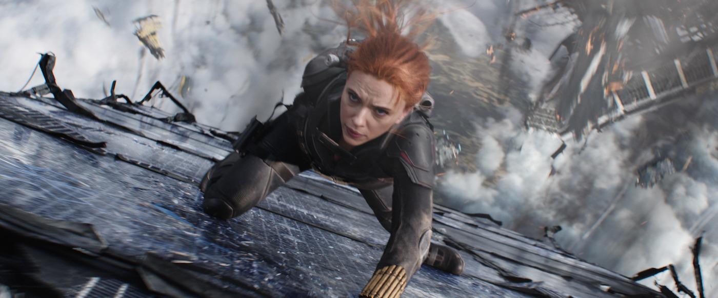 "Black Widow"" Stunt Coordinator Rob Inch on the Art of Adrenaline | The Credits"