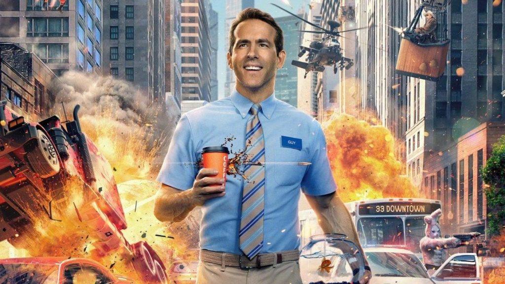 Ryan Reynolds is Guy in