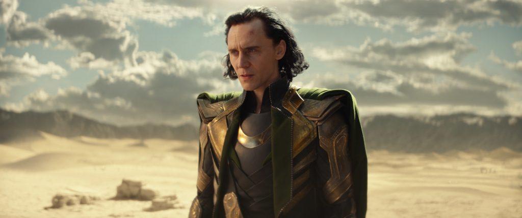 Loki (Tom Hiddleston) in Marvel Studios'