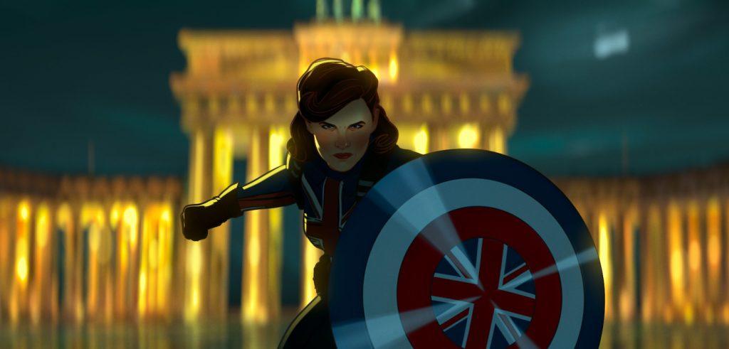 Captain Carter in Marvel Studios'