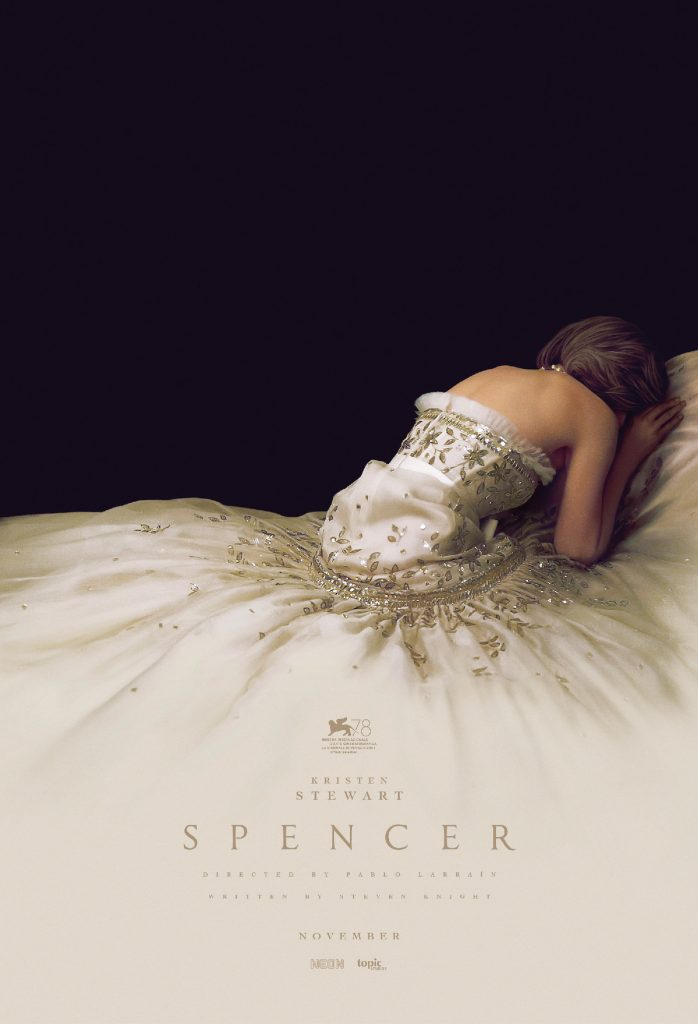 """The official poster for """"Spencer."""" Courtesy Neon."""
