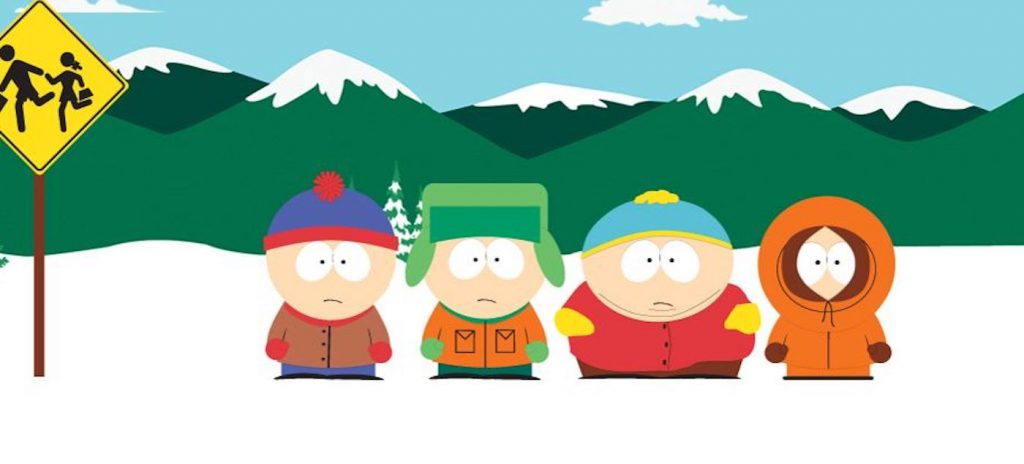 The South Park is coming to Paramount+. Courtesy Comedy Central.