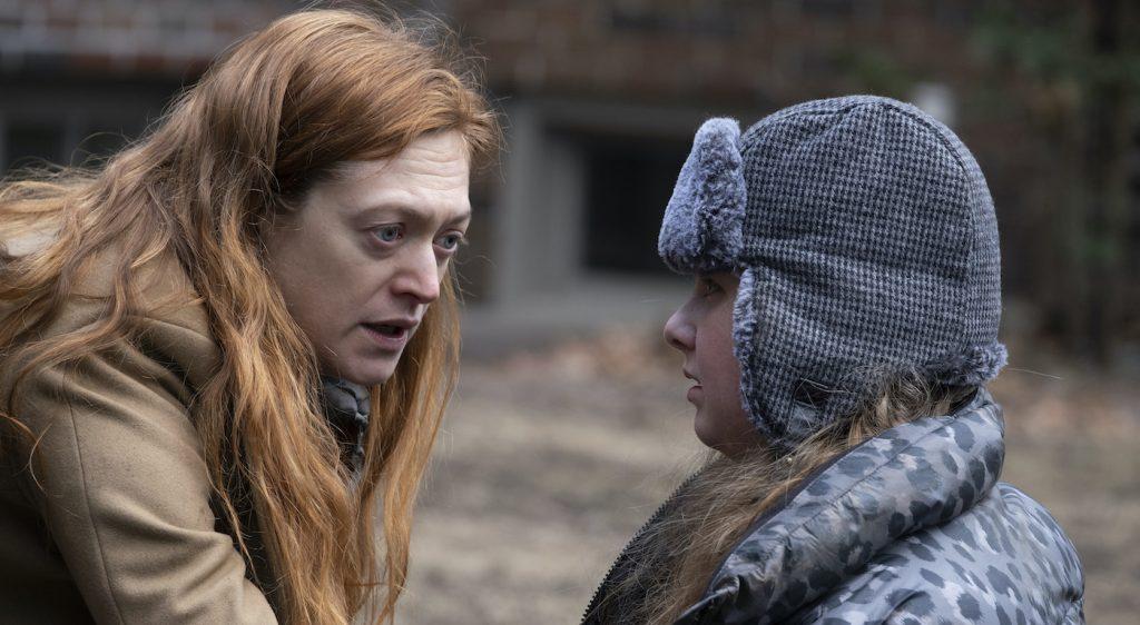 "The Last Man -- ""Neil"" -- Season 1, Episode 3 (Airs September 13) -- Pictured: (l-r) Marin Ireland as Nora Brady, Quincy Kirkwood as Mackenzie Brady. CR: Rafy Winterfeld/FX"