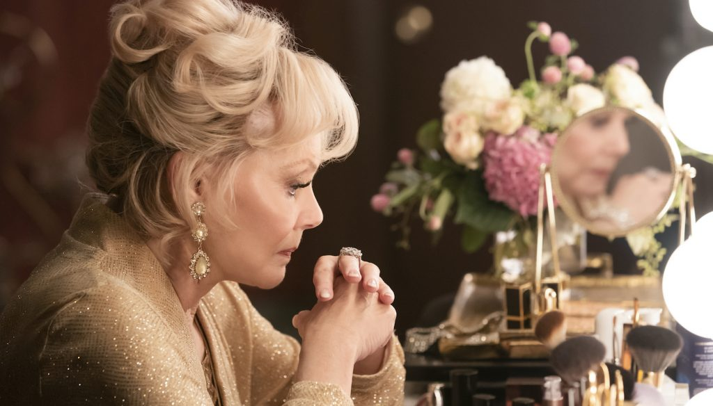 Jean Smart. Photograph by Jake Giles Netter/HBO Max